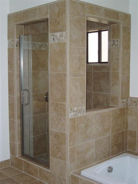 bathtub enclosures ideas shower with a window bathroom pinterest