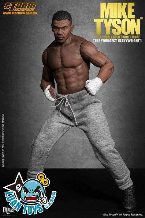 Boxer Mike Avenger Biru 發行 world weight class boxing chion 世界重量級拳擊冠軍 拳王 mike tyson 麥克泰森 發售消息 亂太郎玩具店
