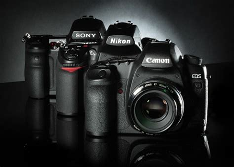 canon eos 5d mk ii vs nikon d700 vs sony a900 what digital
