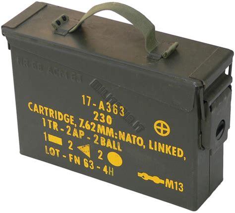 cassetta portamunizioni cassetta porta munizioni