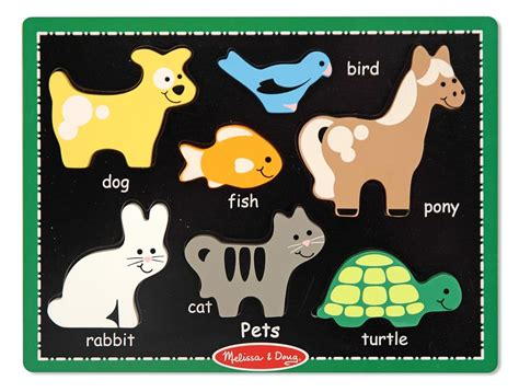 Chunky Puzzle Animal C my chunky puzzle pets jigsaw puzzle puzzlewarehouse
