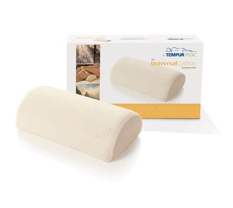 Tempurpedic Back Sleeper Pillow by Tempur Pedic 174 Universal Cushion The Back Store Sleep