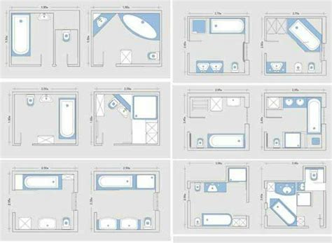 bathroom dimensions layout bathroom size arquitectura pinterest bathroom