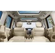 2016 Nissan Quest Interior Fold Down Seats Large  The News Wheel