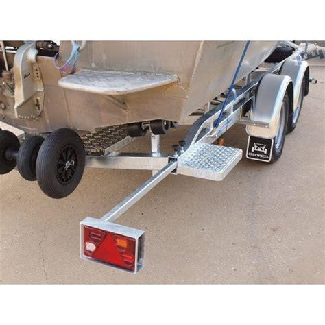 boottrailer waterdichte verlichting freewheel boottrailer speciaalbouw