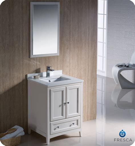 24 quot fresca oxford fvn2024aw traditional bathroom vanity