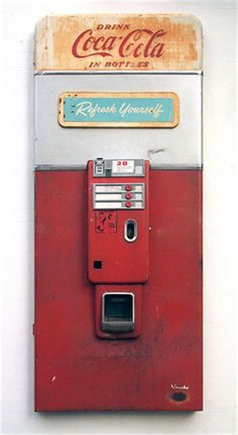 coca cola refresh yourself vending machine canister 1000 images about heavy metal coca cola on pinterest