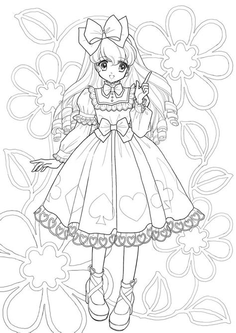 japanese coloring books cute manga coloring book coloring pages 279 best line art images on pinterest coloring books