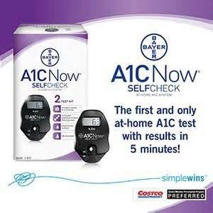 a1c home test hemoglobin a1c routinely used to monitor individuals with