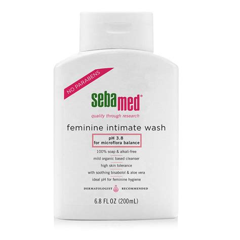 Sebamed Feminim Wash sebamed feminine intimate wash balancing refreshing