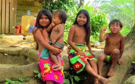Tribes Girls Teens Bathing