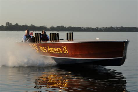 boat america lets go for a nice calm ride on miss america ix ya right