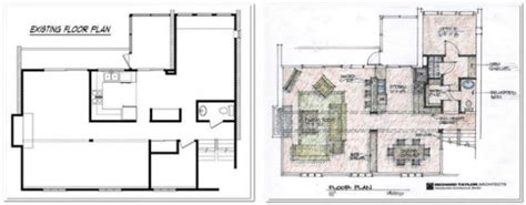 G Shaped Kitchen Floor Plans Afreakatheart   how to add space to your home without adding square