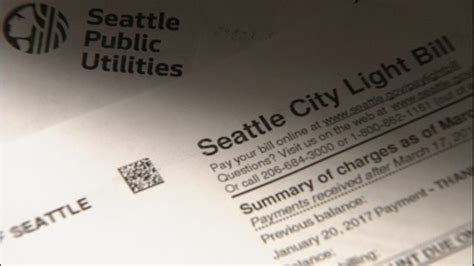 Seattle City Light Bill by Seattle City Light Pledges To Eliminate Backlogged Billing Issues Kiro Tv