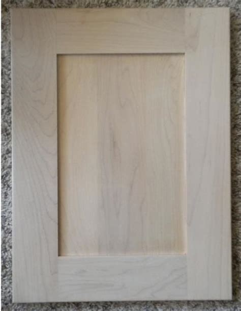 How To Finish Wood Cabinets Maple Door Whitewash Finish