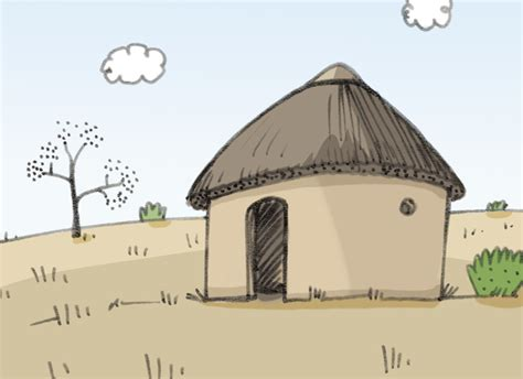 xhosa hutte gr7 tegnologie