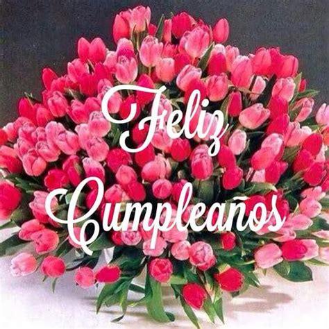 imagenes de flores happy birthday frases para felicitar cumplea 241 os 1 png jpg 564 215 564