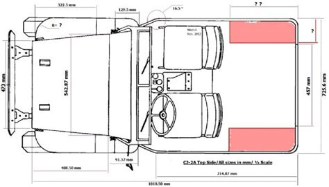 Willys Jeep Plans 1 2 Scale Cj 2a Project The Cj2a Page Forums Page 1