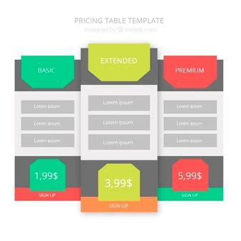 price plan vectors photos and psd files free download price plan vectors photos and psd files free download