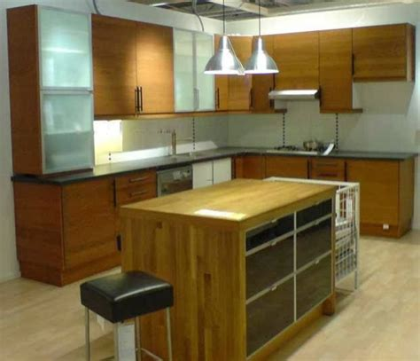 Kitchen Island Cabinet Design Small Kitchen Designs Photo Gallery