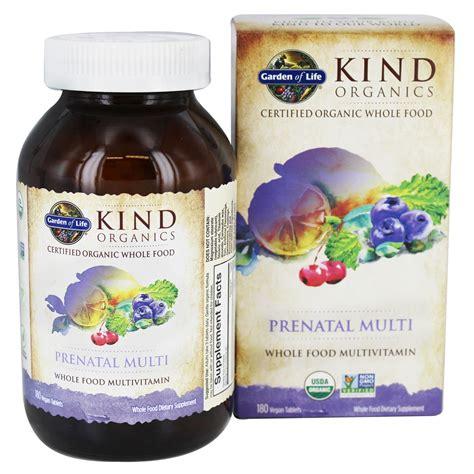 Garden Of Organic Prenatal Vegan Prenatal Vitamins Roundup Vegan Review