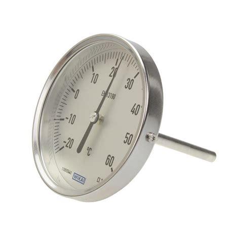 Termometer Bimetal bimetal thermometer wika a52 100 3906868 automation24