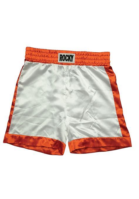 Exclusive Hoodie Tinju Rocky Balboa rocky balboa boxing trunks