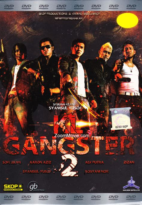 film gengster kl 3 kl gangster 2 dvd malay movie 2013 cast by aaron aziz