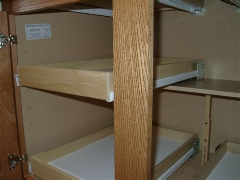 Diy Kitchen Pull Out Shelves by Custom Pull Out Shelving Soultions Diy Do It Yourself