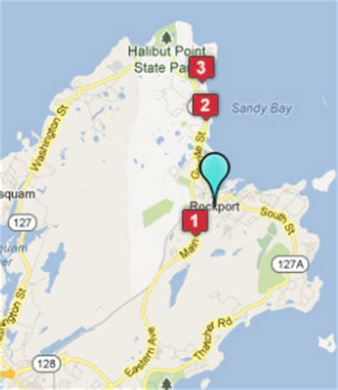map of rockport rockport ma hotels motels see all discounts