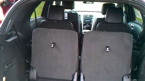 ford explorer seat belt chime remove 3rd row seats from ford explorer autos post