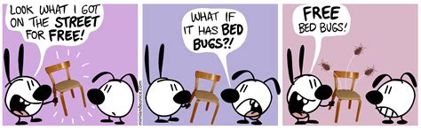 bed bug cartoon bed bug cartoon pictures