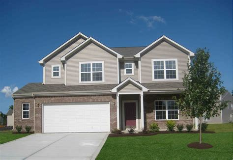 arbor homes spruce model home decor