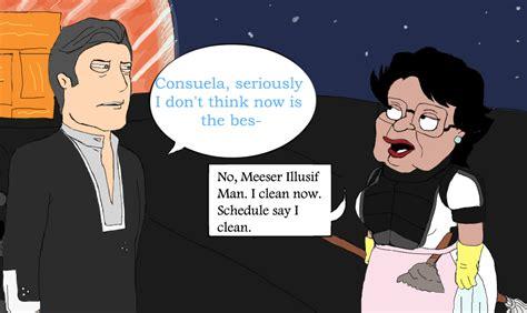 Mass Effect Kink Meme - meeser illusiff man by chivalryundead on deviantart