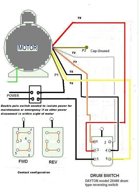electric motor wiring diagram single phase fuse box and