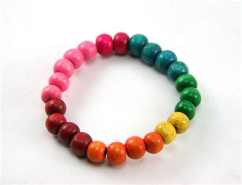 how to bead bracelets pony bead bracelet crafts