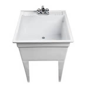 utility tub freestanding laundry tub befon for