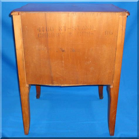 kent coffey bedroom furniture kent coffey cherry wood vintage bedroom furniture the lafayette nightstand