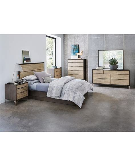 Macy Bedroom Furniture Closeout by Furniture Closeout Adler Platform Bed Created For