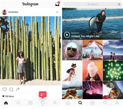instagram design for today instagram updated with brand new icon and flat design