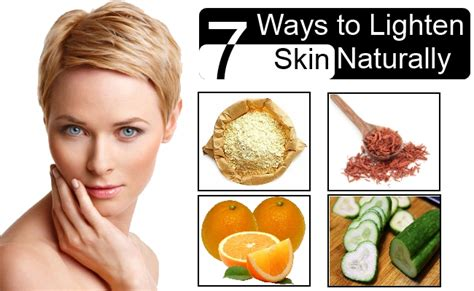 Lighten And Brighten Your Skin With Skinbright by 7 Ways To Lighten Skin Naturally Search Home Remedy