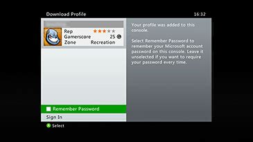 manage your microsoft account faq xbox one support add or remove xbox profile on an xbox 360 console