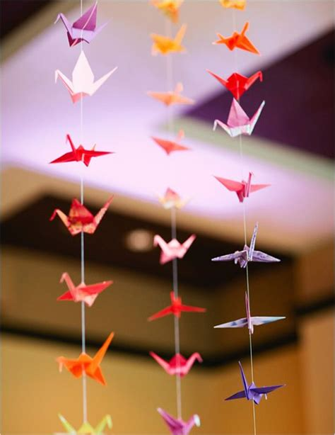 Origami Rehab - origami cranes origami and wedding ideas on