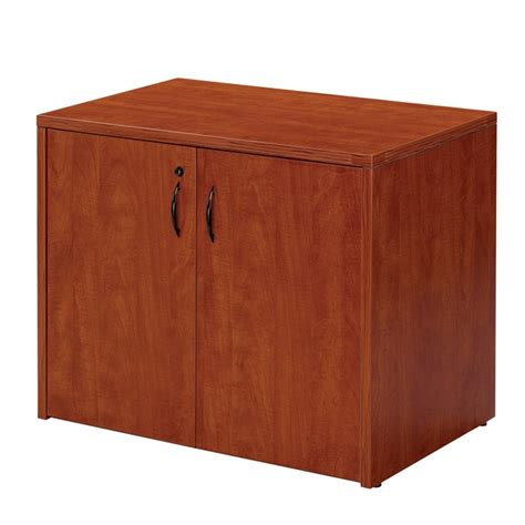 2 Door Storage Cabinet by 2 Door Storage Cabinet 36x22 Cherry Or Mahogany