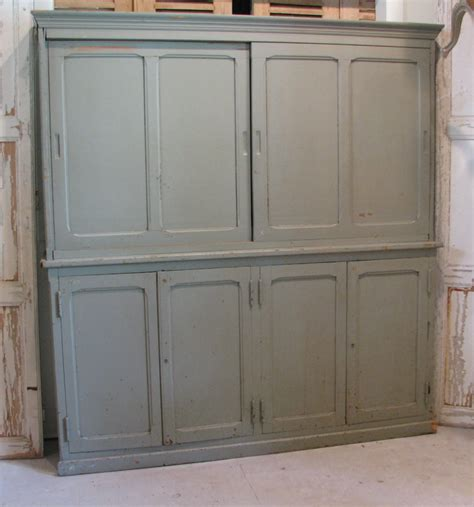 grey painted cabinets antique country french gray painted cabinet from