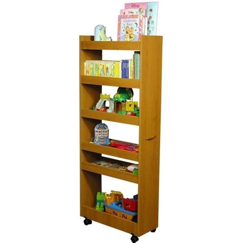 Pantry Furniture by Venture Horizon Oak Thin Pantry Cabinet 4036 33oa