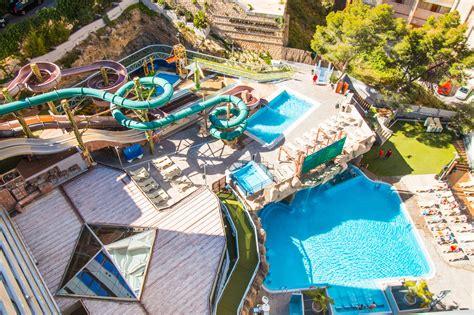 magic aqua rock gardens hotel en benidorm viajes el