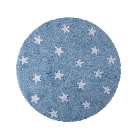 kinderzimmer teppich rund kinderteppich blau rund nzcen