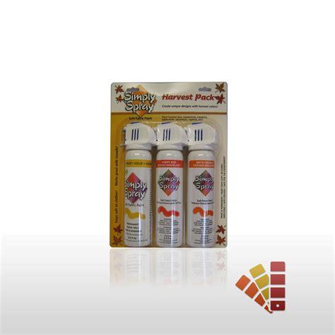 spray painting fabric harvest fabric spray paint multipack simply spray