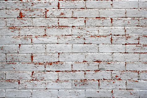 peeling painted brick wall texture picture free photograph photos domain